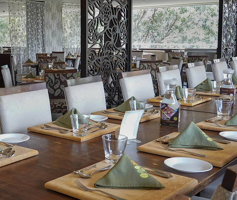 Restaurant Review: Sattvam | Times of India