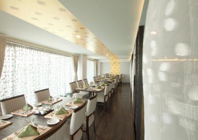 sattvam restaurant