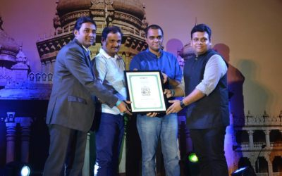 Times Food Awards- Best Vegetarian Restaurant
