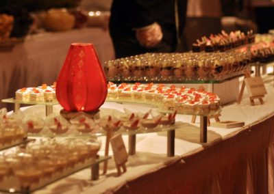 Catering cake